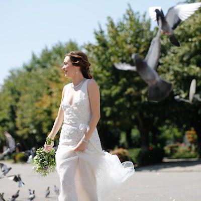 Wedding photographer Gina Stef (mirrorism). Photo of 25.09.2017