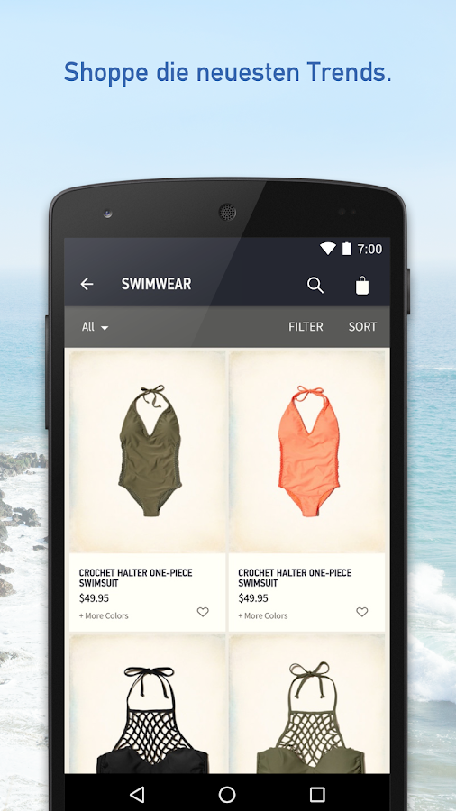 hollister so cal style android apps auf google play. Black Bedroom Furniture Sets. Home Design Ideas