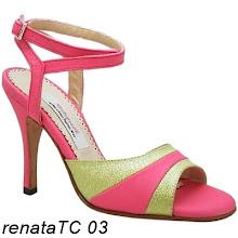 Photo: renataTC 03 - Talon forrado fin 8 cm