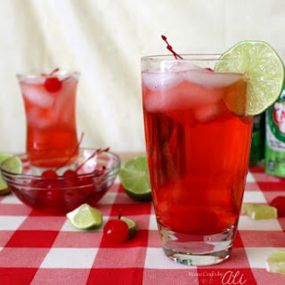 Shirley Temple With a Twist.
