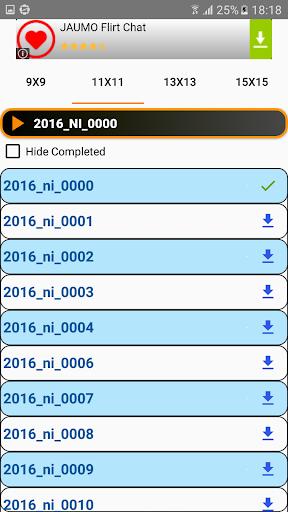 Number Fill in puzzles - Numerix, numeric puzzles 6.6 Screenshots 7