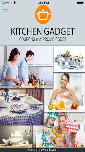 Kitchen Gadget Coupons-I'm In