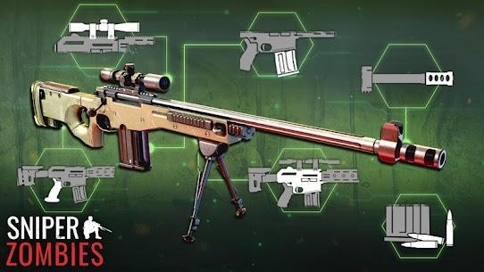 Sniper Zombies: Offline Shooting Games 3D Mod Apk 1.44.0 (Unlimited Money) 2