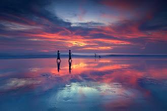 Photo: sunset at seminyak Beach, Bali - Indonesia by Helminadia Ranford http://www.helminadia.net/ https://plus.google.com/u/0/111699855306814304937/posts