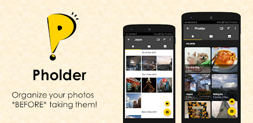 Pholder: Gallery & Camera - Apps on Google Play