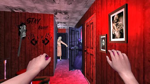 Horror Granny Haunted Escape Mission apkdebit screenshots 7