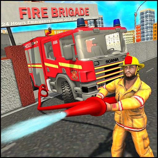 Firefighter Rescue Engine Simulator 2018 - Apps on Google Play