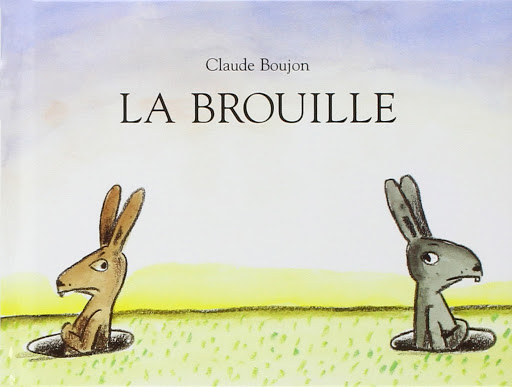 La brouille, sélection jeunesse de Clémentine Galey, fondatrice de Bliss Stories