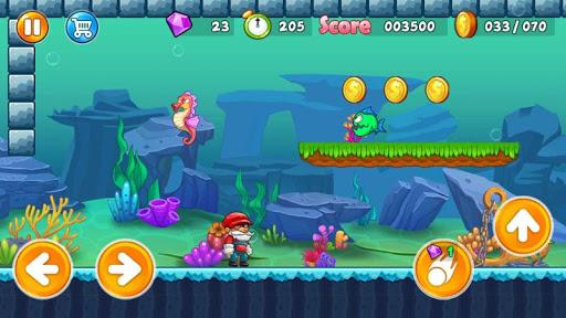 Super Pino Go : Jungle Man Adventure 0.4 6