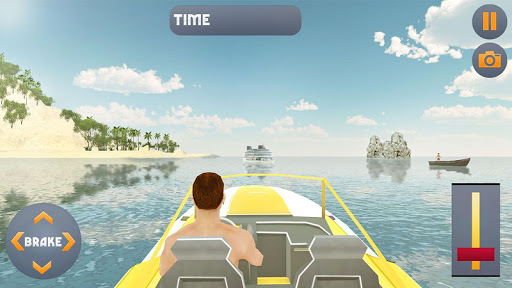Extreme Boat Driving Simulator  screenshots 2
