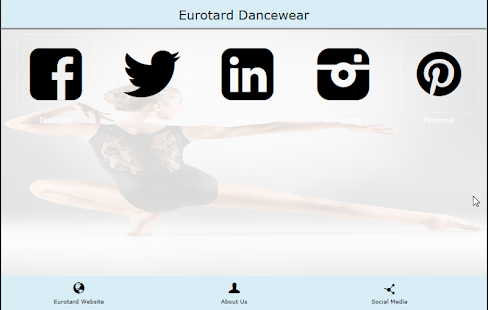 Eurotard Dancewear- screenshot thumbnail