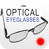 Optical Eyeglasses 30x zoom