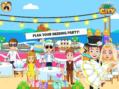 My City : Wedding Party 8