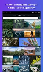 Canva: Graphic Design & Logo, Poster, Video Maker APK screenshot thumbnail 13