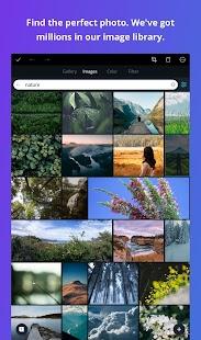 Canva: Graphic Design & Logo, Poster, Video Maker Screenshot