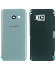 Galaxy A3 2017 Back Cover Blue