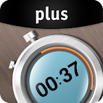 Timer Plus Free with Stopwatch Icon
