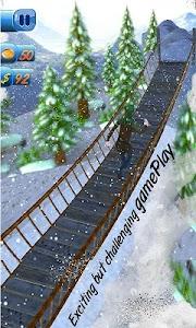 Subway Skater Mountain Surfer screenshot 3