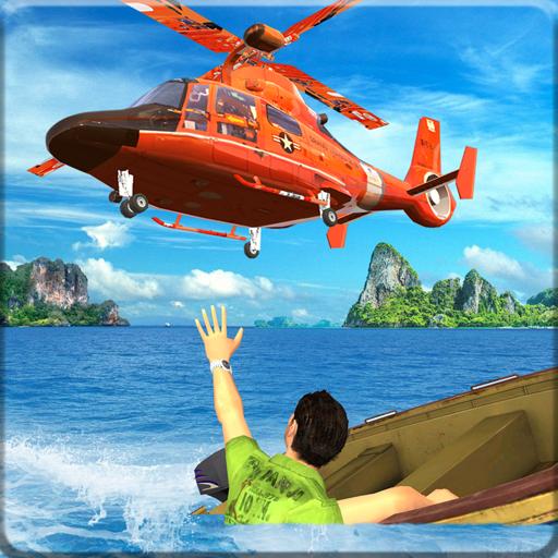 Impossible Coast Guard Summer Beach Rescue