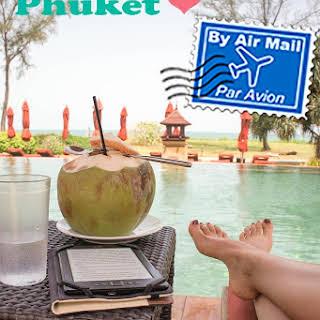 Phuket Ginger Mint Fizz.