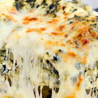 Lasagna With Alfredo Sauce Spinach Recipes