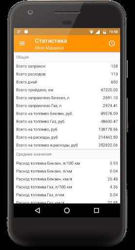Fuelmeter (u0421onsumption)  screenshots 6