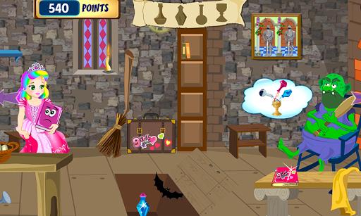Princess Castle Escape Game