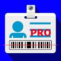 BadgeScan Pro icon