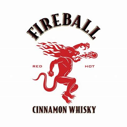 Logo of Buffalo Trace Fireball