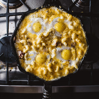 Pasta With Egg And Cheese Recipes