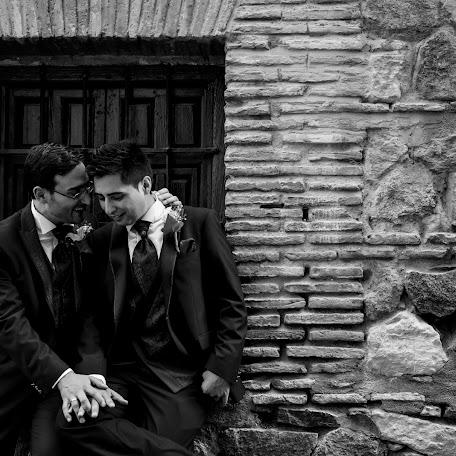 Fotógrafo de bodas Jose Pegalajar (hellomundo). Foto del 09.12.2017