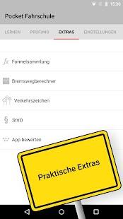 Pocket Fahrschule- screenshot thumbnail