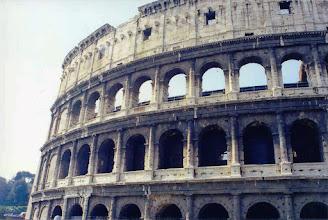 Photo: #019-Rome. Le Colisée.