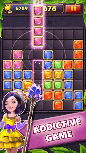 Block Puzzle Gems Classic 1010 apkmind screenshots 4