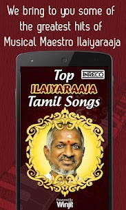 Top Ilaiyaraaja Tamil Songs 1.0.0.28 Mod + Data for Android 1
