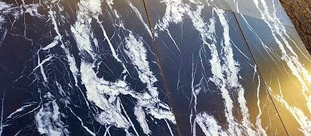 printkork klebekork marmor optik bodenbelag wandbelag kork fliesen 1 62qm. Black Bedroom Furniture Sets. Home Design Ideas