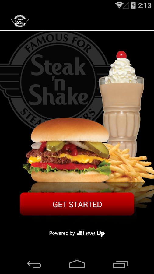 Steak n shake android apps on google play for Steak n shake dining room hours