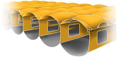 NEMO Tensor 20R Sleeping Pad alternate image 3