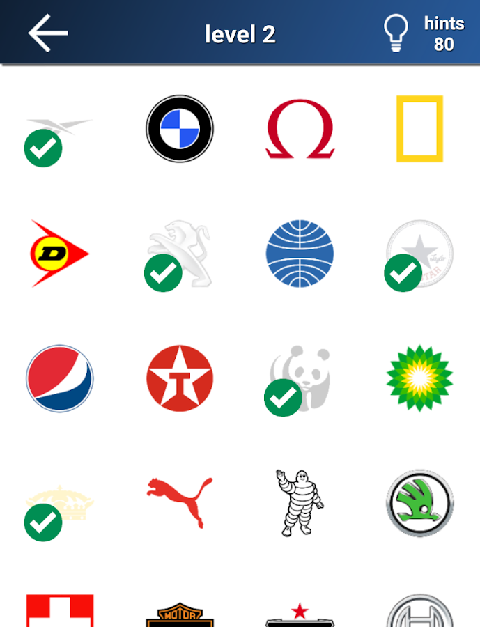 Fabuleux Quiz: Logo game - Android Apps on Google Play JP23