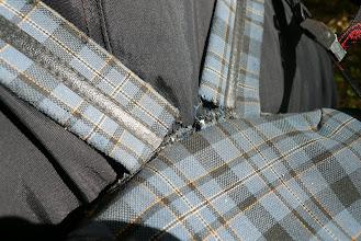Photo: a zsák megadta magát