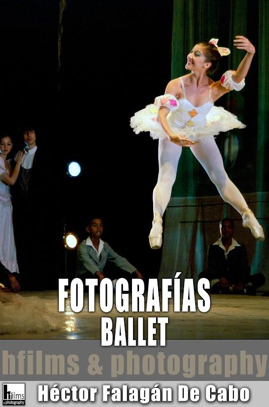 Fotografías de Ballet