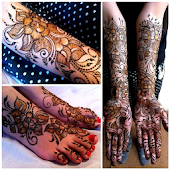 Hand and Foot Mehndi designs