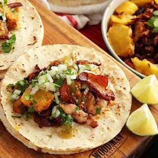 Real Tacos Al Pastor.