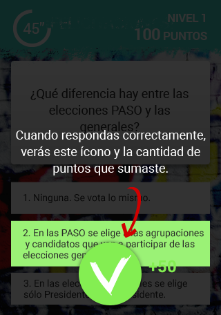 Yo Elijo Votar- screenshot