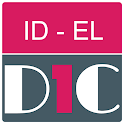 Indonesian - Greek Dictionary & translator (Dic1) icon