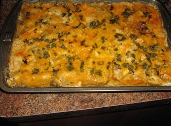 Mexican Lasagne Recipe