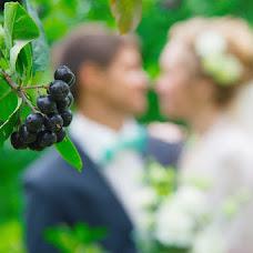 Wedding photographer Vladimir Agapov (fotovl952). Photo of 25.09.2014