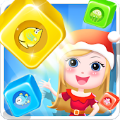 Cube Square Pop:Funny Game