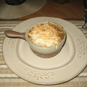 French Onion Soup-Gluten/Dairy -free