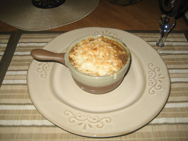 French Onion Soup-Gluten/Dairy -Free Recipe